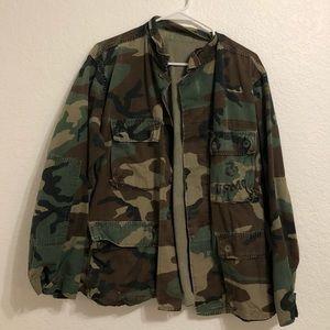 Used Army Jacket